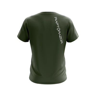 Short Sleeve Claw Shirt - Green
