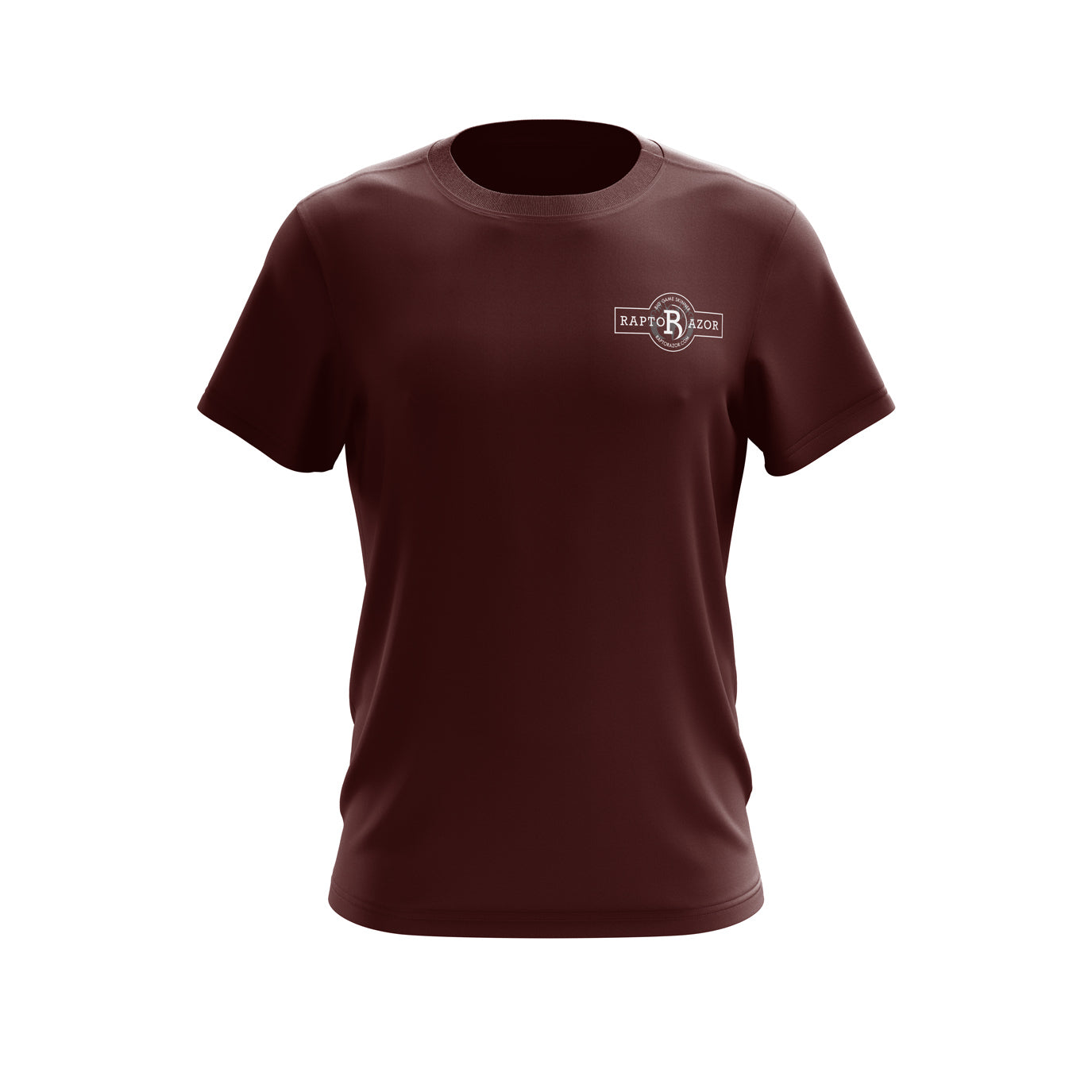 Short Sleeve Logo Shirt - Maroon