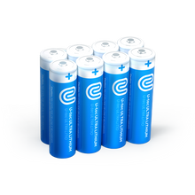 Load image into Gallery viewer, U-tec AA Ultra Lithium Batteries (Single Use)