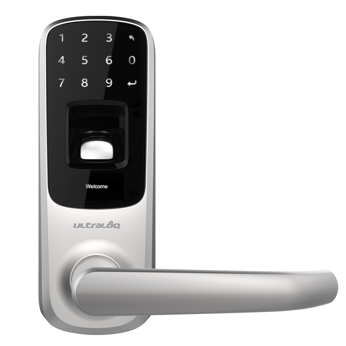 Ultraloq UL3 Fingerprint and Touchscreen Lever Door Lock
