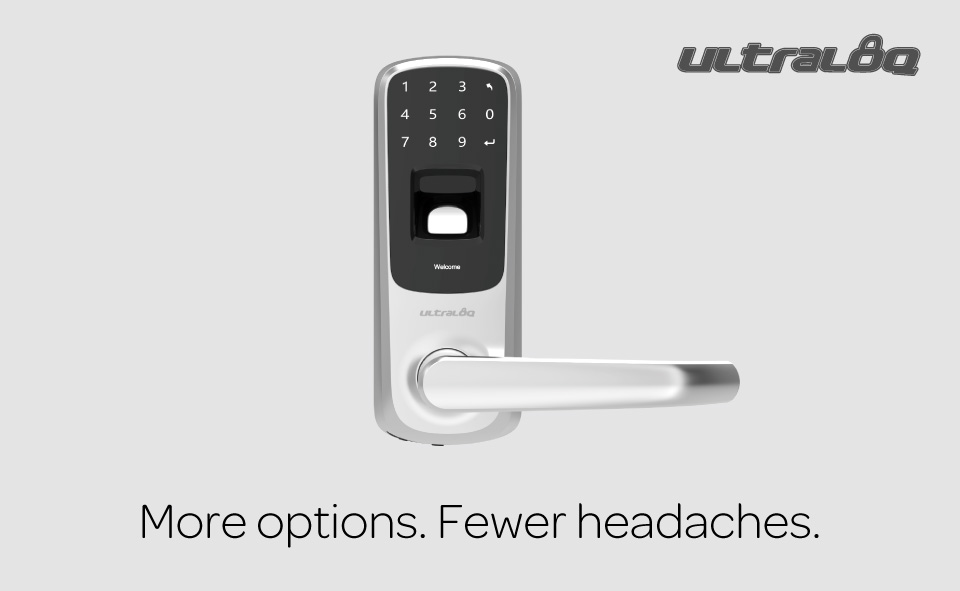 More options. Fewer headaches.