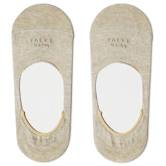FALKE Step Invisible Socks - Sand Melange