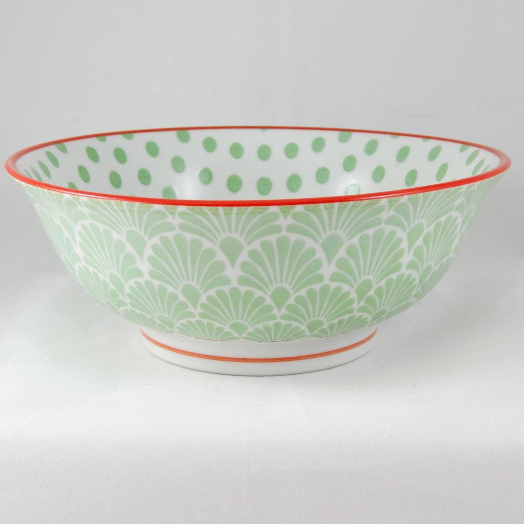 Hida Serving Bowl Green - the source