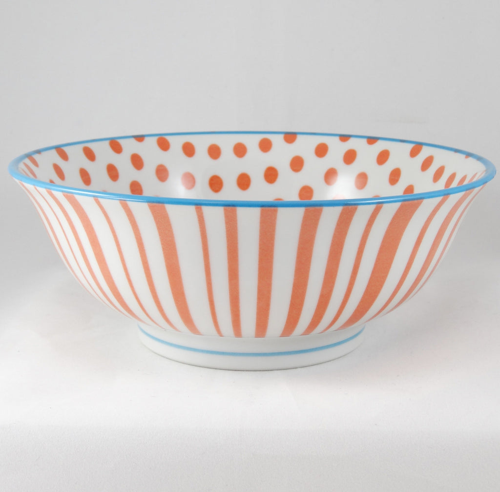 Hida Bowl Large - Orange - the source