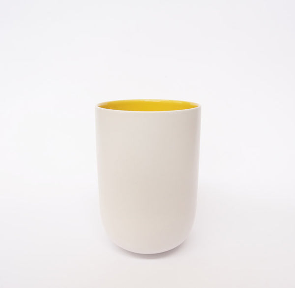 Accent tumbler yellow - the source