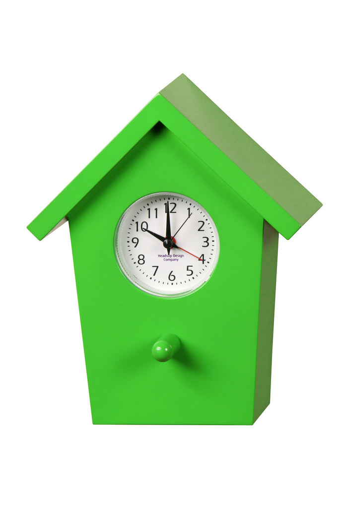 BirdHouse Alarm Green - the source