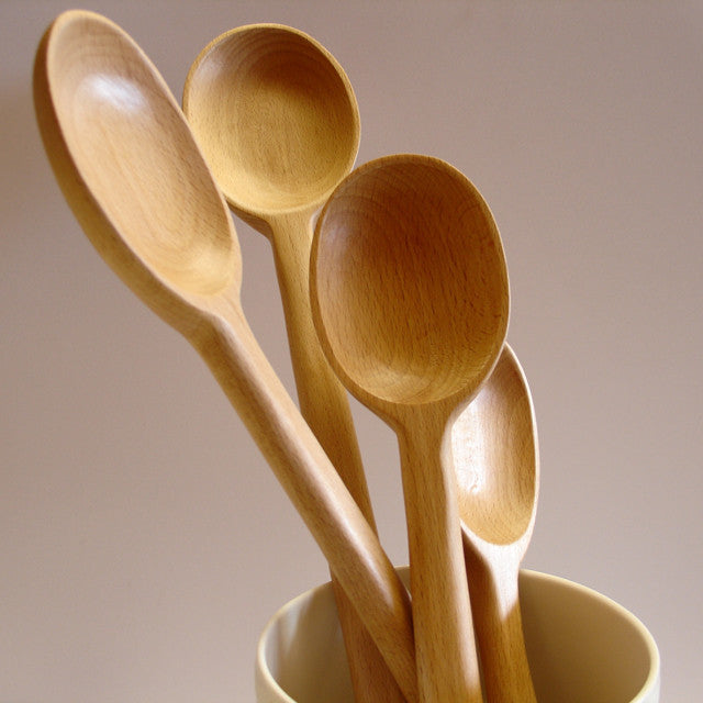 Beech Spoon small - the source
