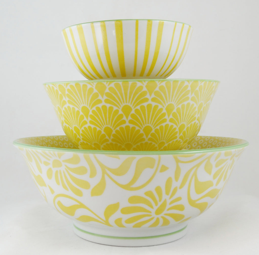 Hida Bowl Small -  Yellow - the source