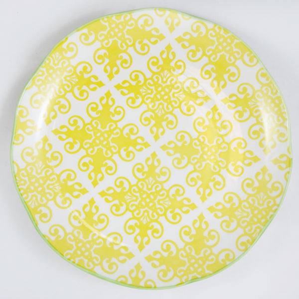 Hida Plate Dinner - Yellow - the source