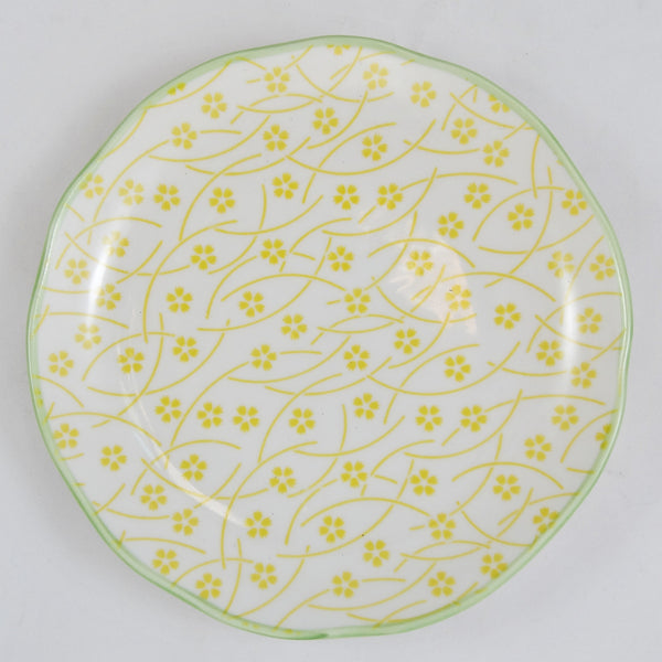 Hida Small Plate Yellow - the source