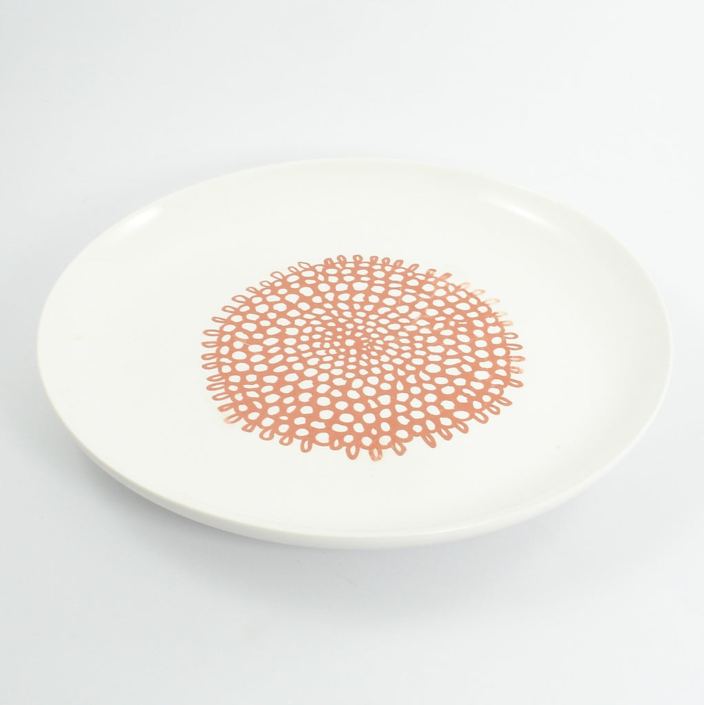 Accent Plate Doily - Copper - the source