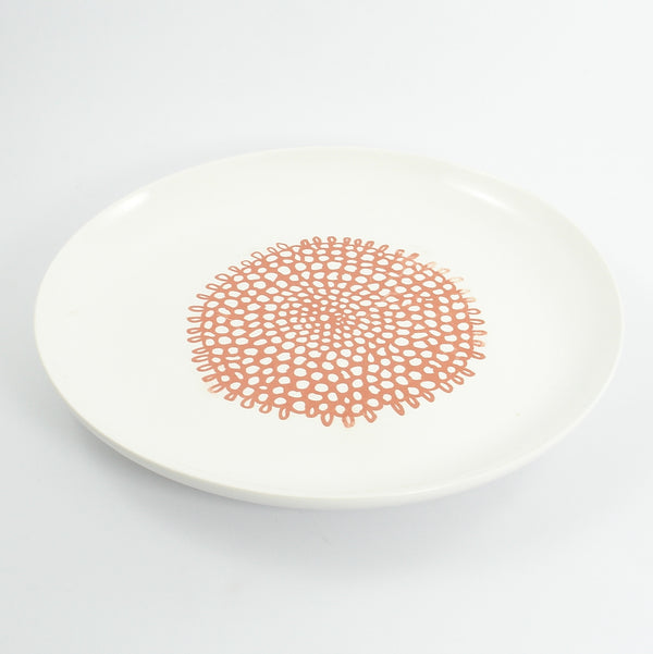 Accent plate doiley copper - the source