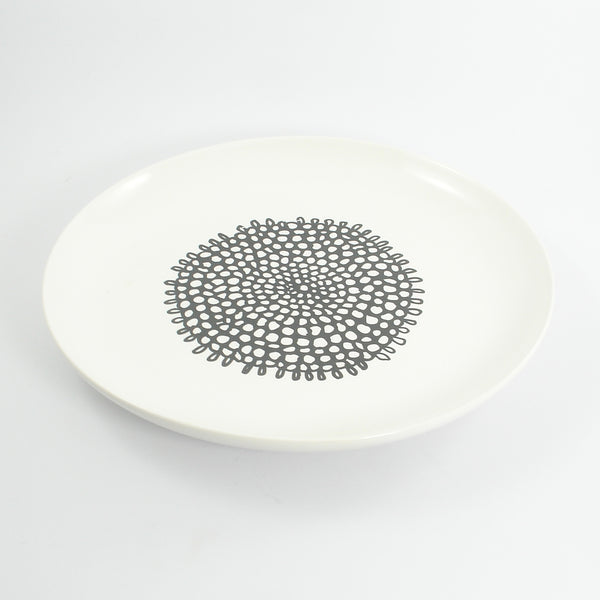 Accent plate doiley slate - The Source - 1