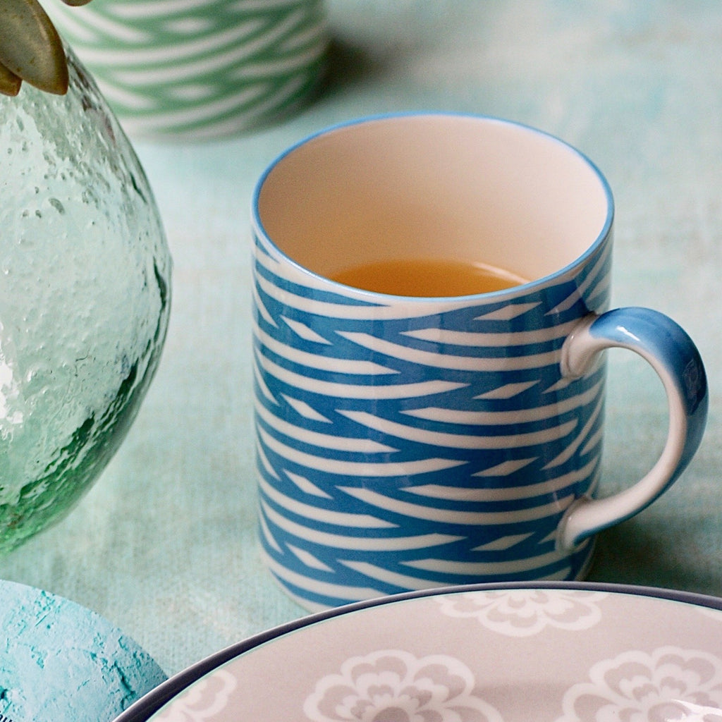 Hida Mug - Blue - the source