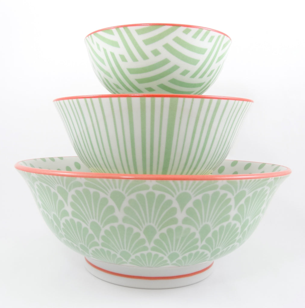 Hida Bowl Medium - Green - the source