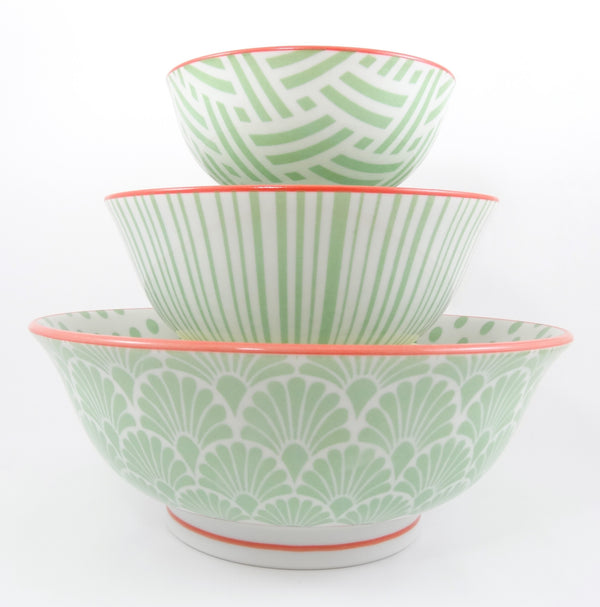 Hida Medium Bowl Green - the source