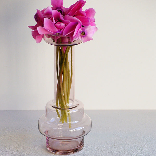 Hubsch Vase & Candle Stick Rose - the source