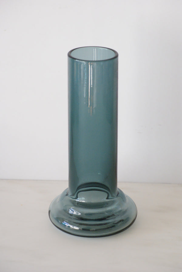 Hubsch Vase Slim Teal - the source