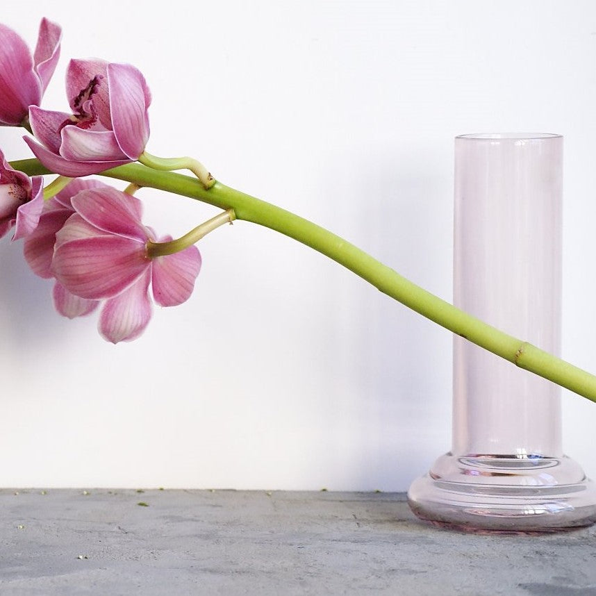 Hubsch Vase Slim Rose - the source