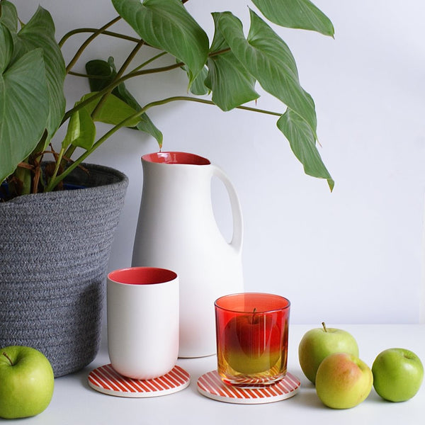 Accent tumbler watermelon - the source