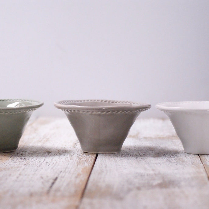 Stamp Bowl Small Ash - the source