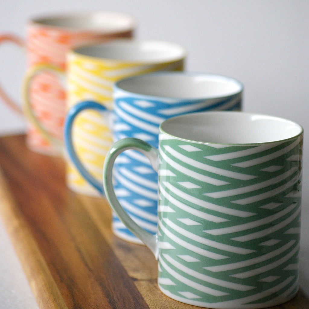 Hida Mug - Yellow - the source