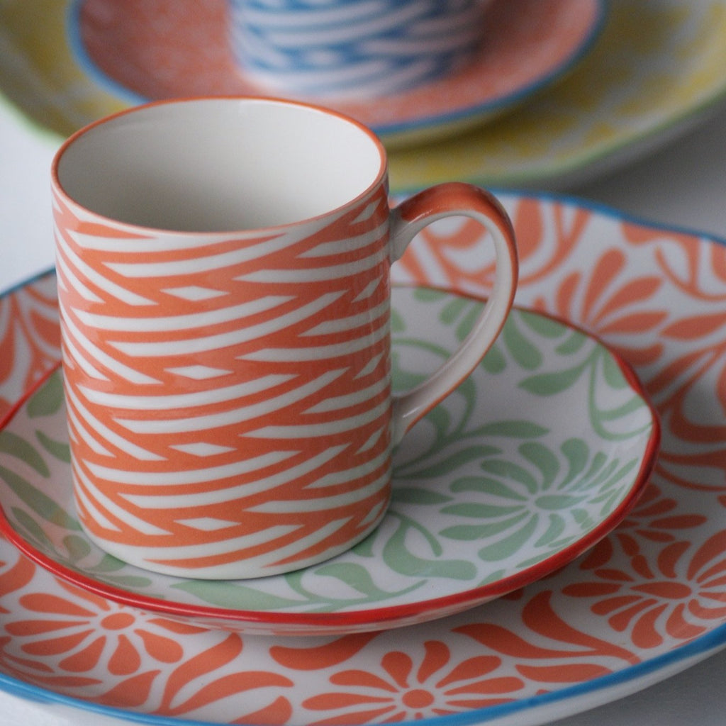 Hida Mug - Orange - the source