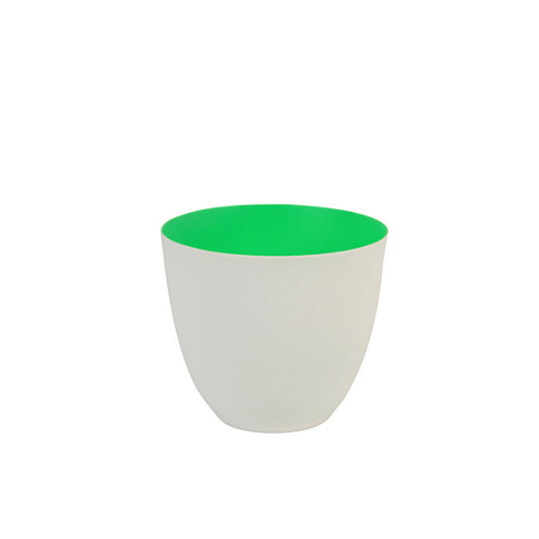 Votive fluro green small - the source