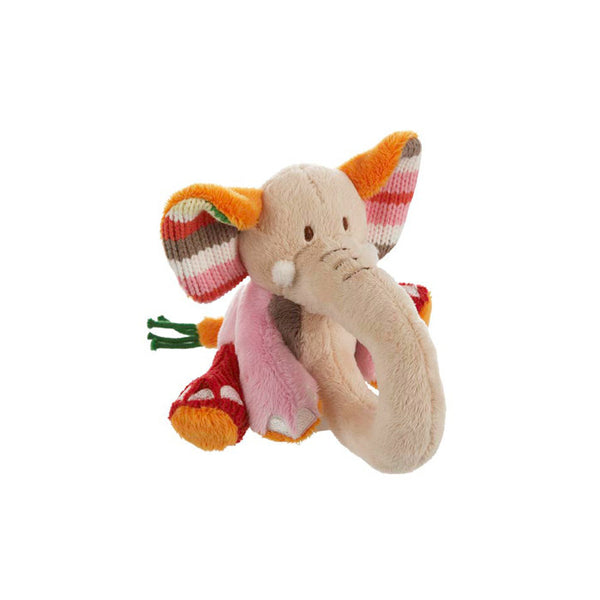 Elephant Gaby rattle - the source