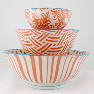 Hida Small Bowl Orange - the source