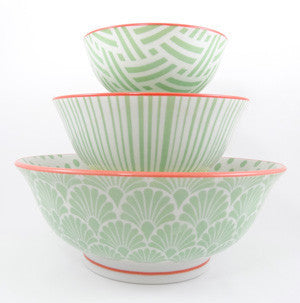 Hida Bowl Small -  Green - the source