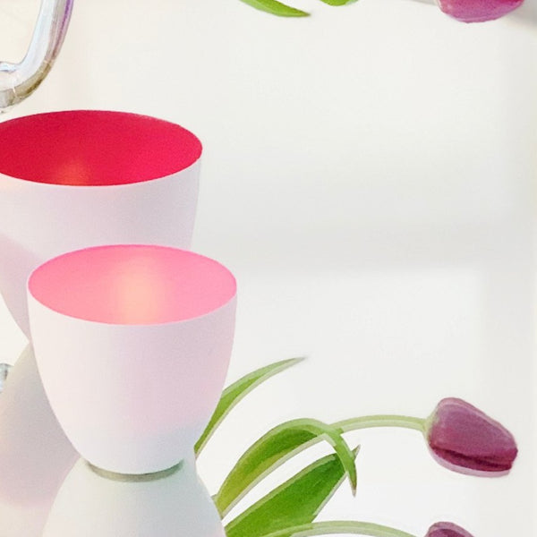 Votive Small - Pink - the source