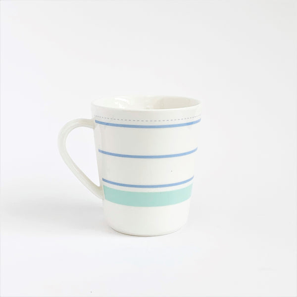 Aegean Mug - Blue - the source
