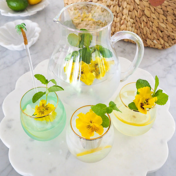 Lustre Tumblers - Yellow - the source