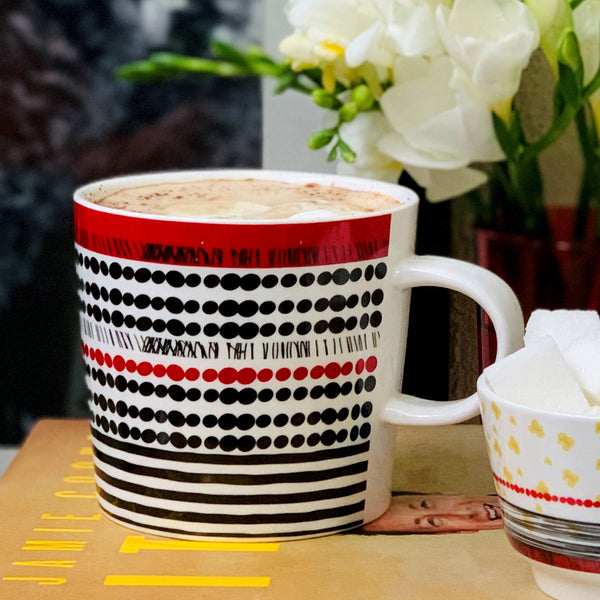 Profile Mug - Stripe - the source
