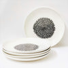 Accent Plate Doily - Slate - the source
