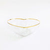 Juliet Heart Bowl Clear - M - the source