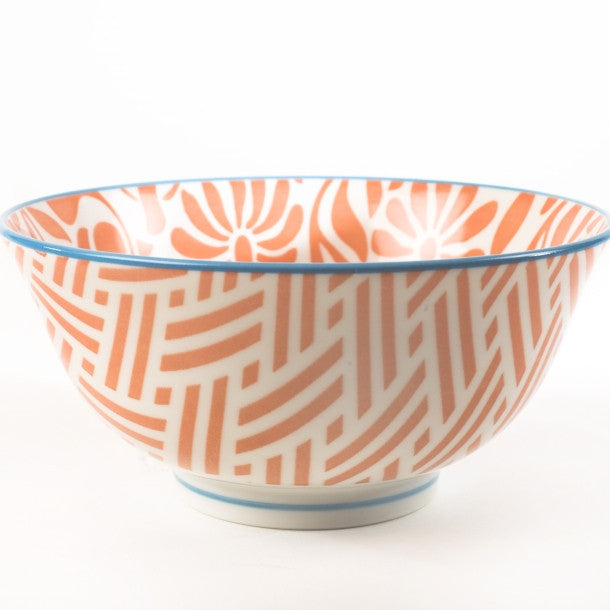 Hida Medium Bowl Orange - the source