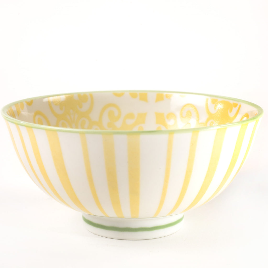 Hida Small Bowl Yellow - the source