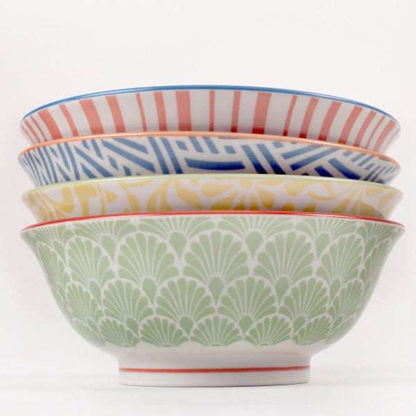Hida Serving Bowl Orange - the source