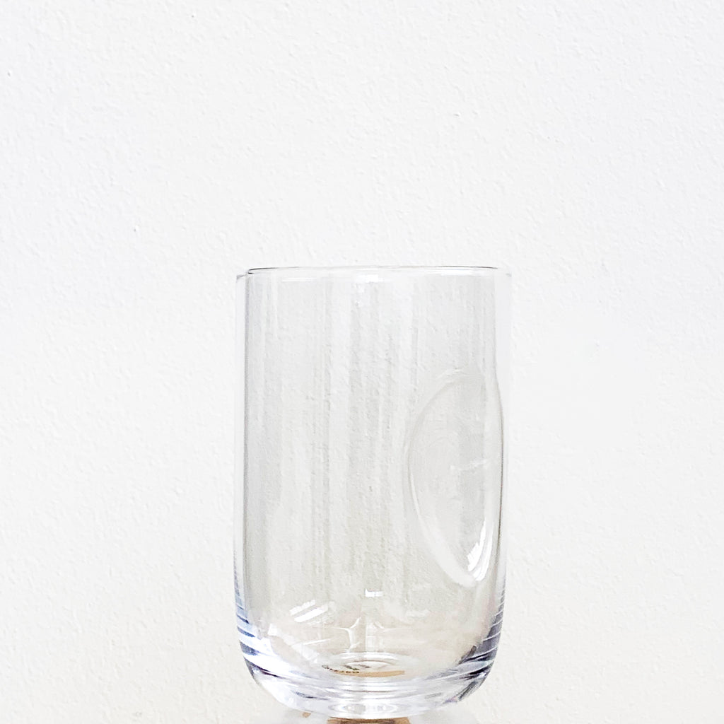 Dimple Glasses - Clear - the source