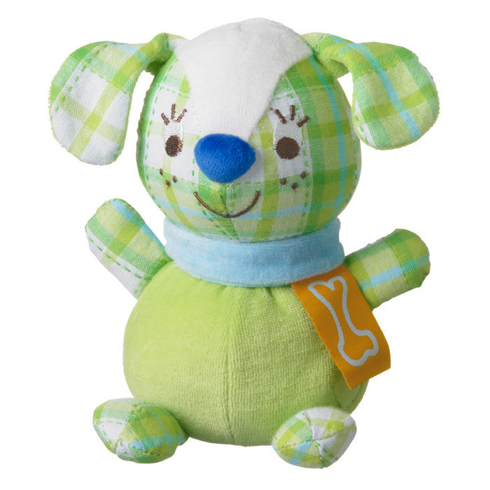 Label Artist Dog soft toy - the source