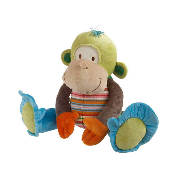 Monkey Mo soft toy - the source