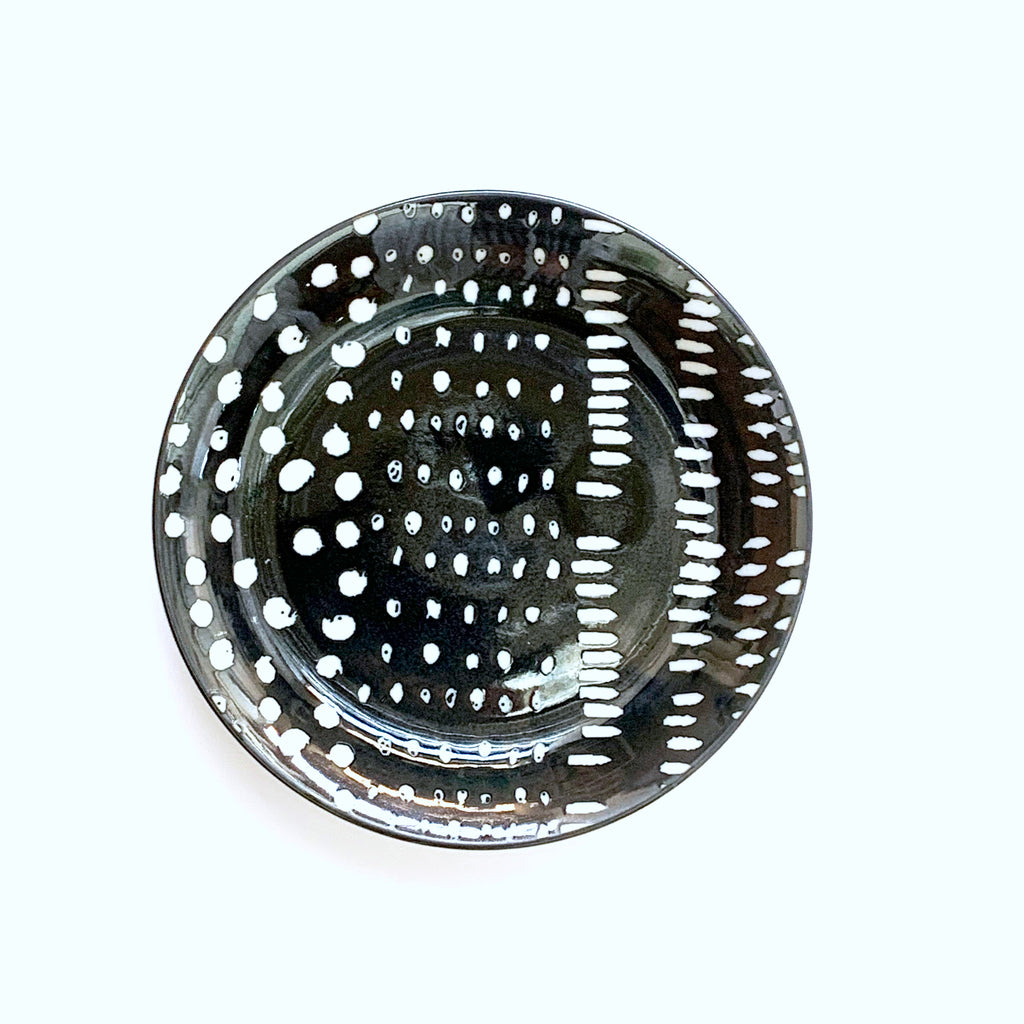 Mono Side Plate - Dotty - the source