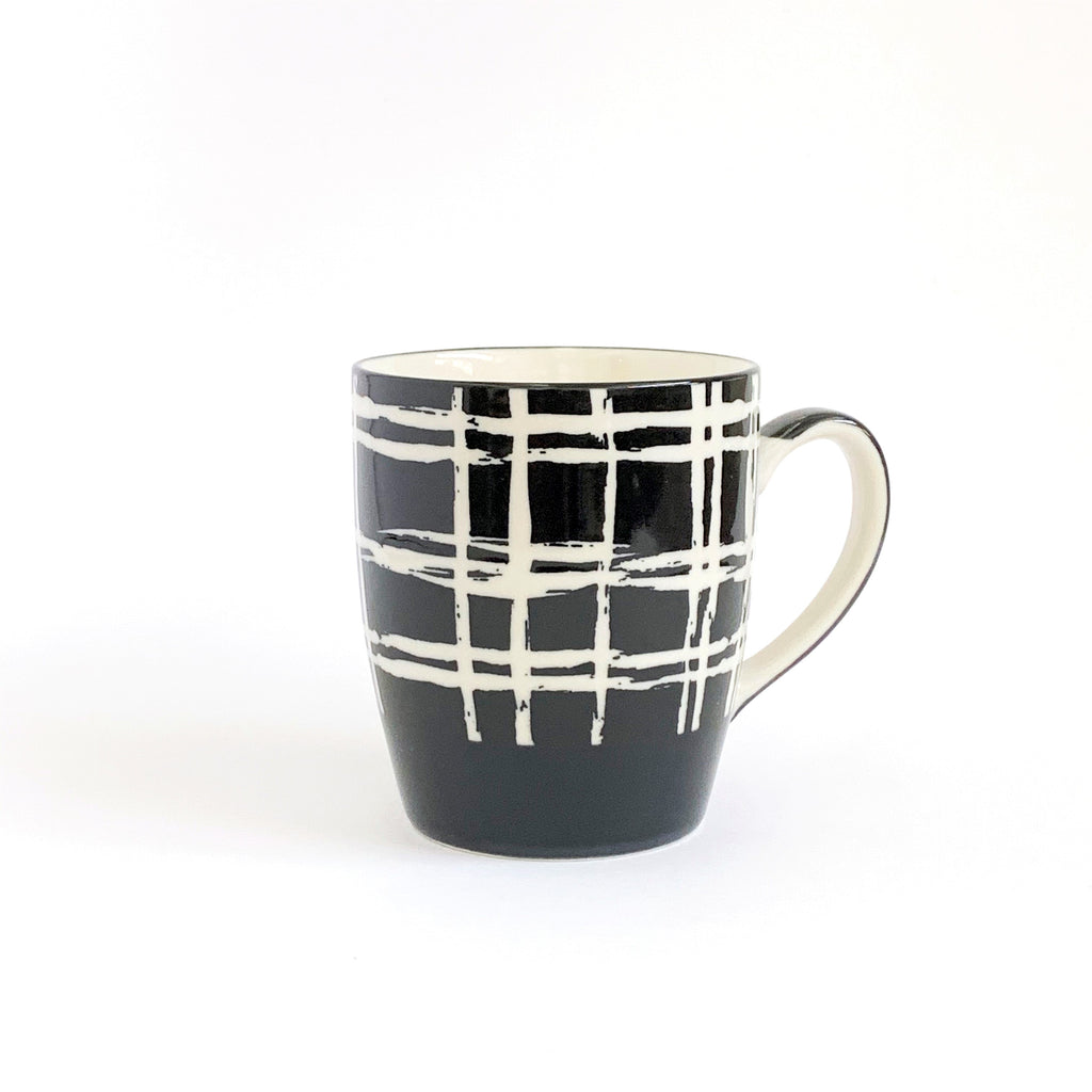 Mono Mug - Check - the source