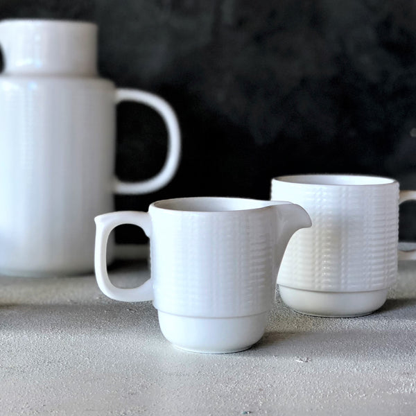 Trellis - Milk Jug - the source