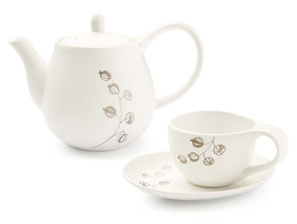 Botanicals Gooseberry Cup & Saucer - the source
