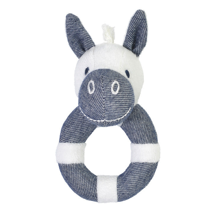 La Plage Zebra rattle - the source
