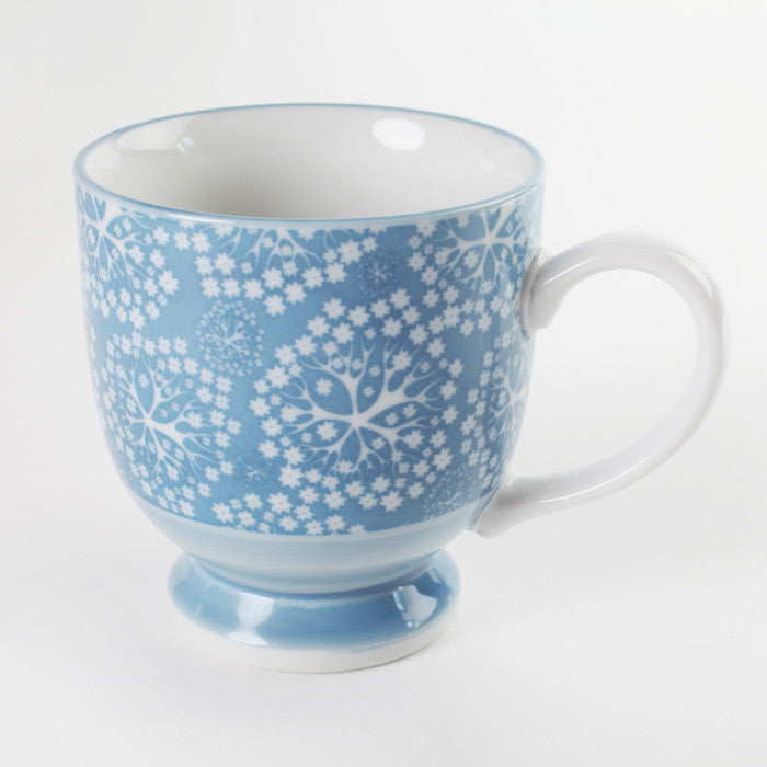 Elements Mug - Blue - the source