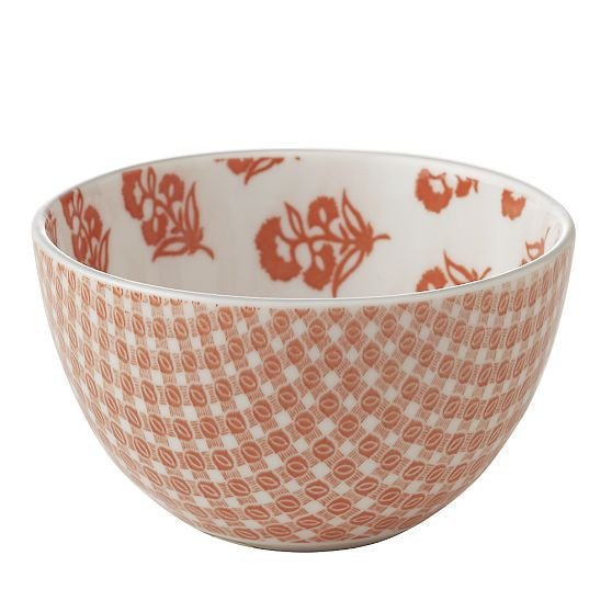 Diner Bowl -Coral - the source